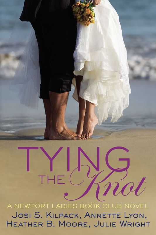 Tying the Knot - A Newport Ladies Book Club Novel