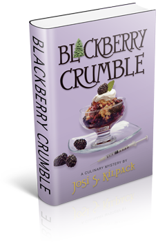 cover: Blackberry Crumble