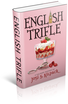 cover: English Trifle